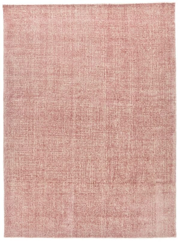 Tom Tailor Teppich Groove uni 250 in der Farbe rose